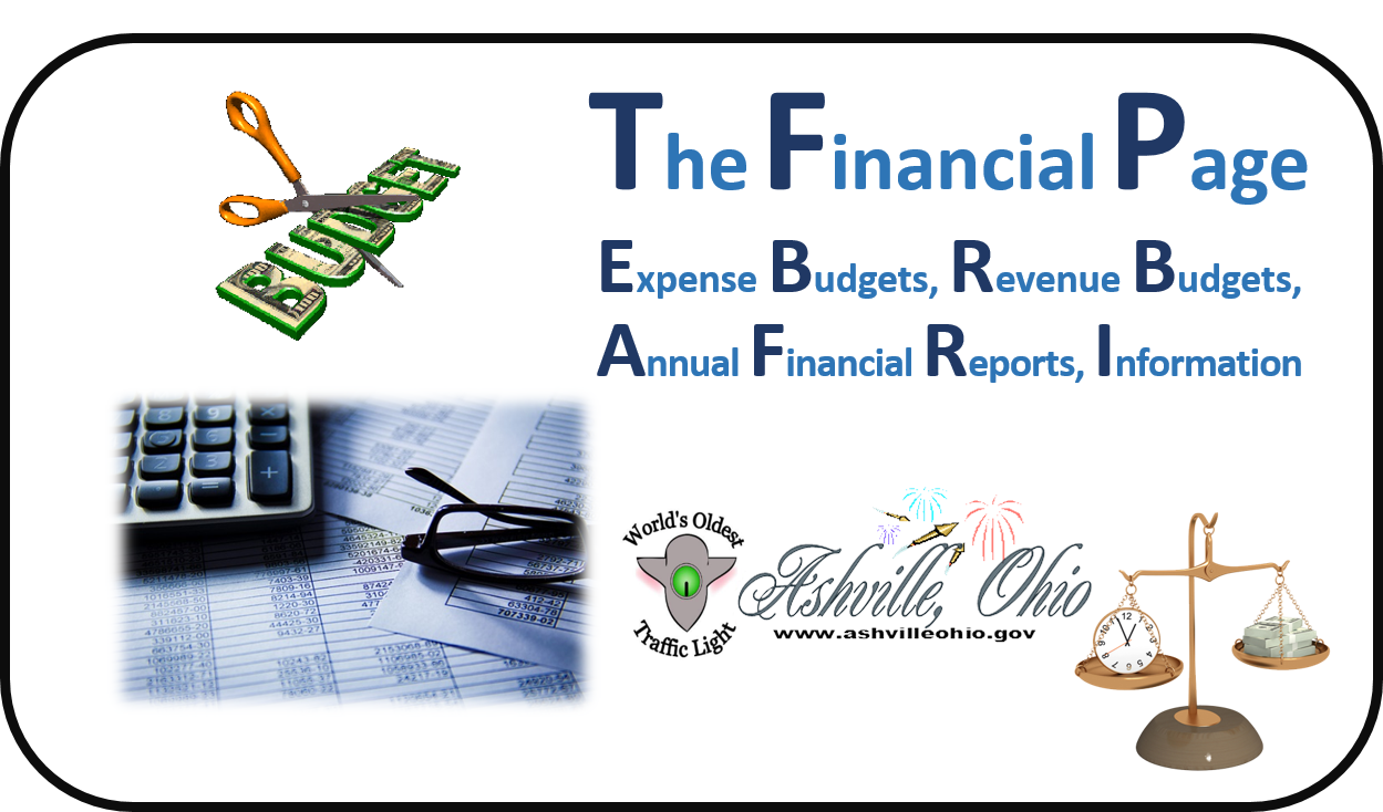 Ashville Financial Report