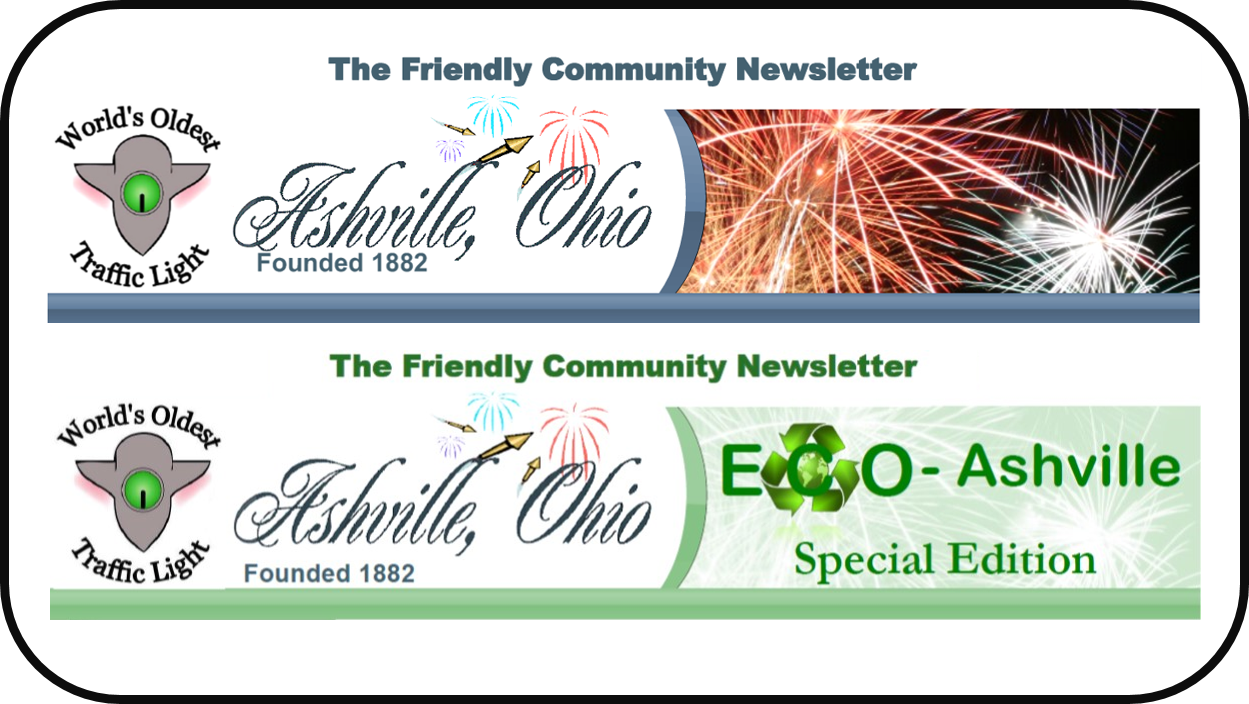 Ashville Newsletter
