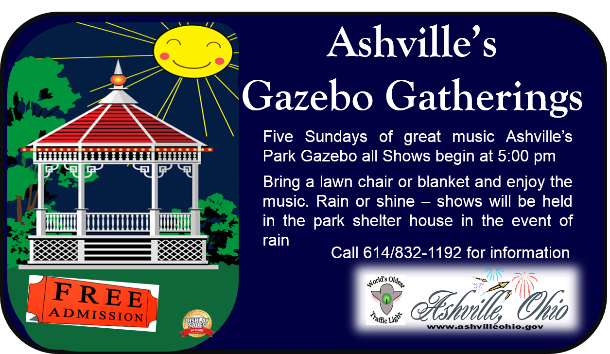 GAZEBO GATHERINGS