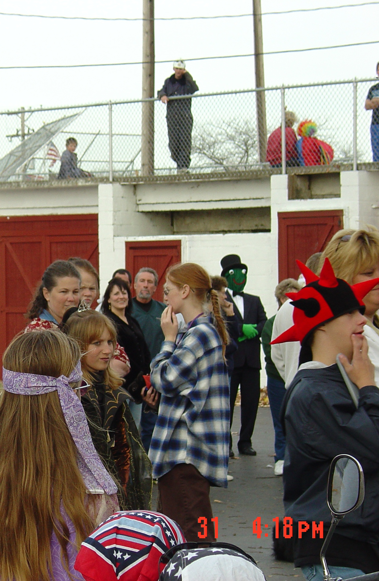trick or treat parade from 2004 10
