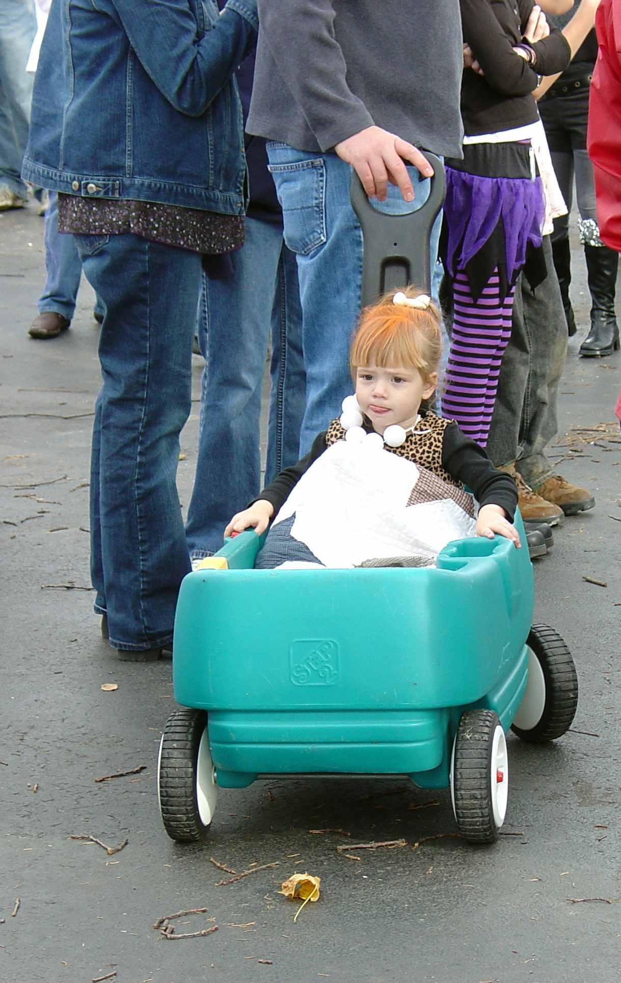 trick or treat parade from 2004 35